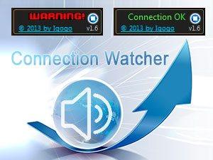 гаджет интернет соединения ConnectionWatcher