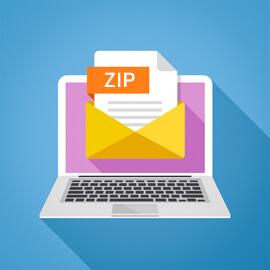 cover unzip php script
